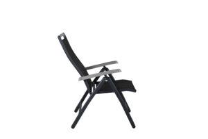 Alba 5-pos-stol svart